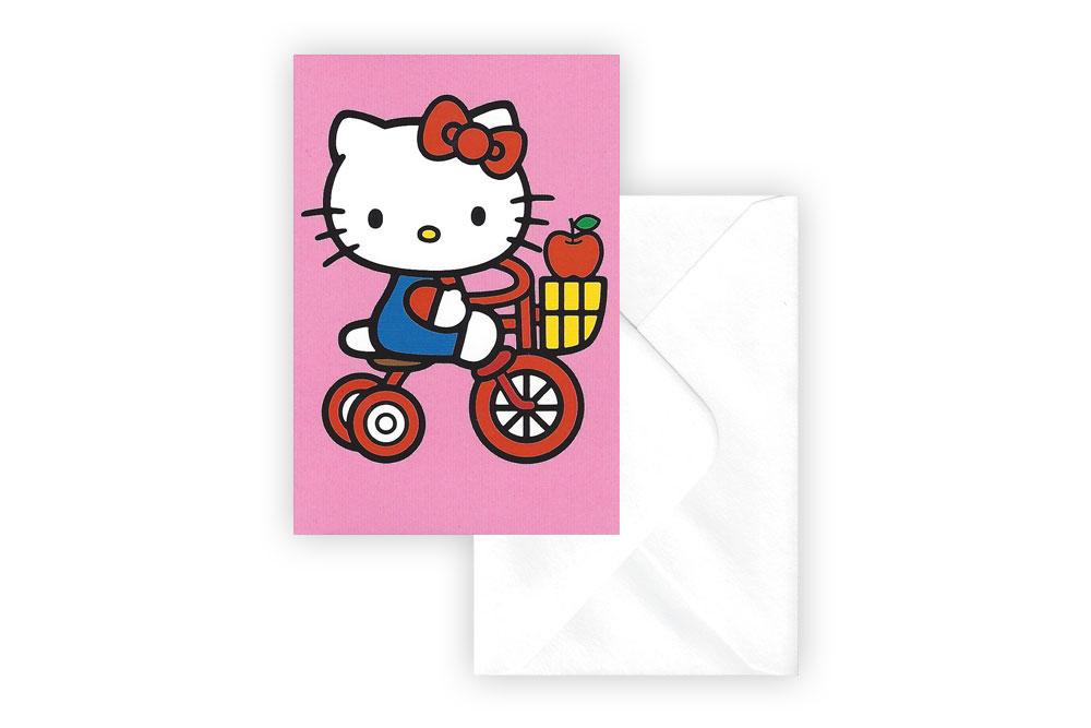 Hello Kitty Gift Tag