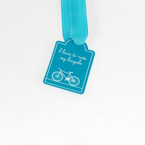 Bicycle Magnetic Notepad