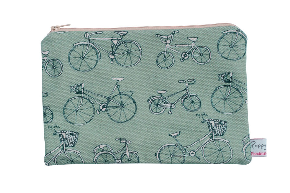 Poppy Treffry Big Bicycle Purse