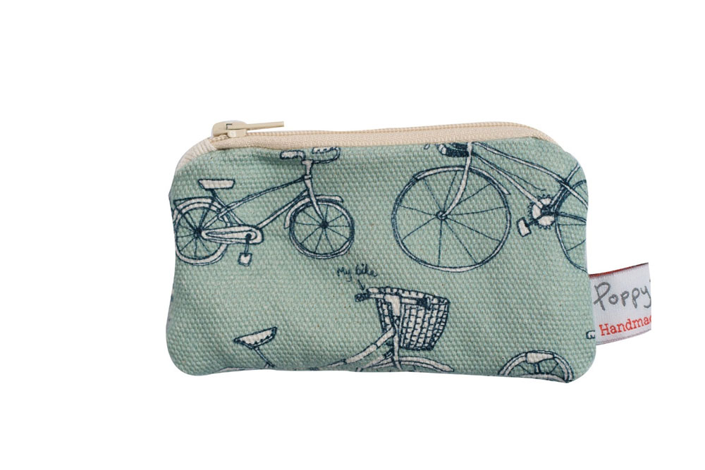 Poppy Treffry Small Bicycle Purse
