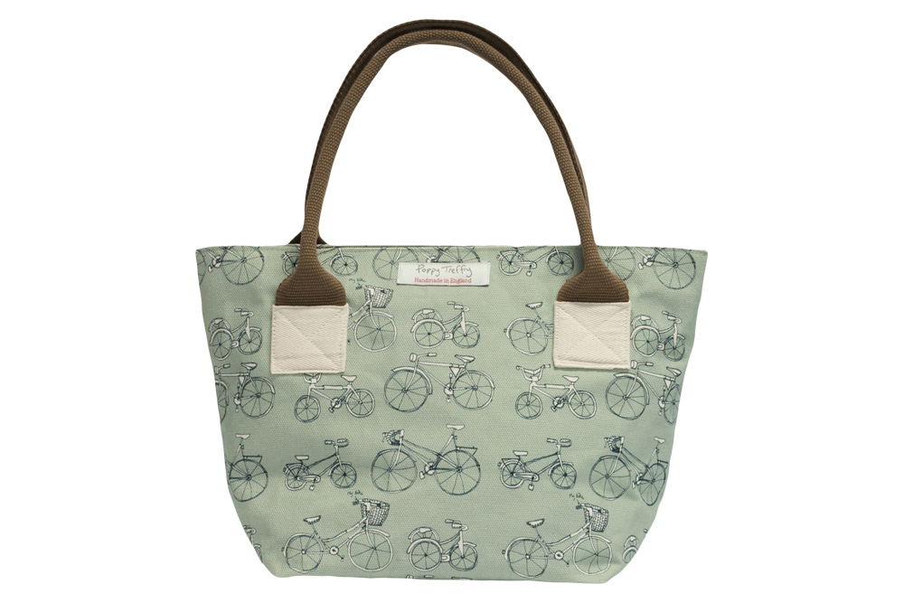 Poppy Treffry Bicycle Tote Bag