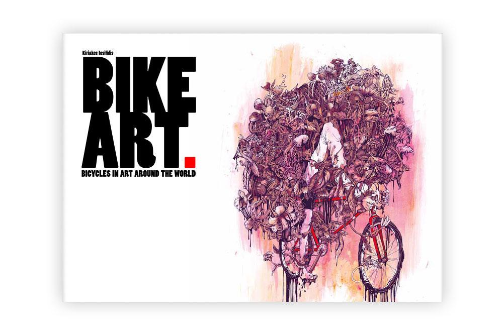 Bike Art by Kiriakos Iosifidis