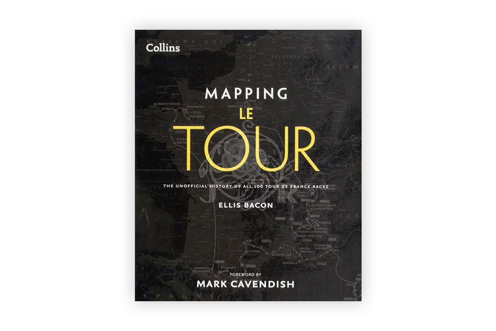 Mapping Le Tour by Ellis Bacon