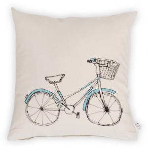 Poppy Treffry Bicycle Cushion