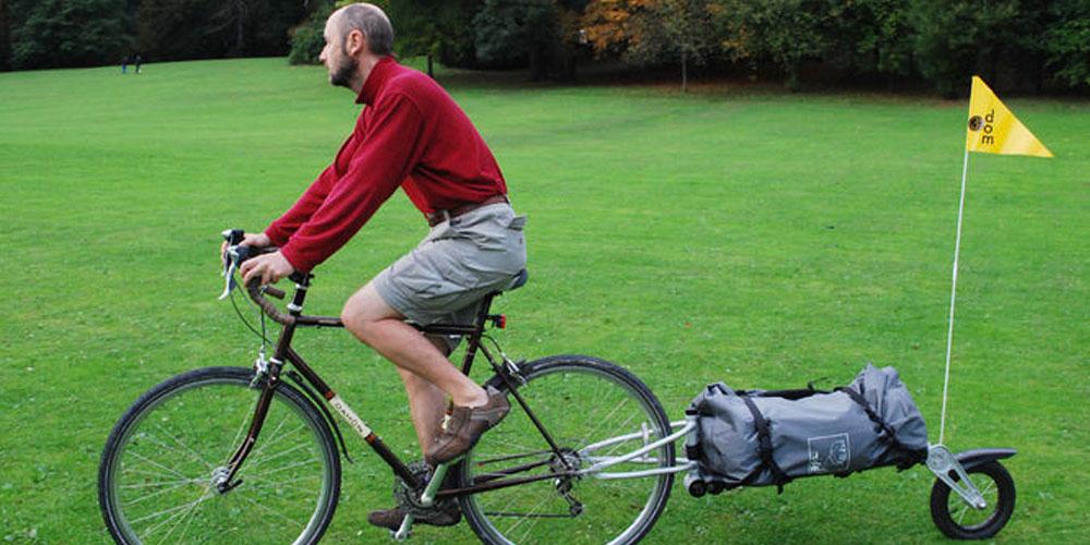 Bike Radar - T2 Bicycle Trailer Review
