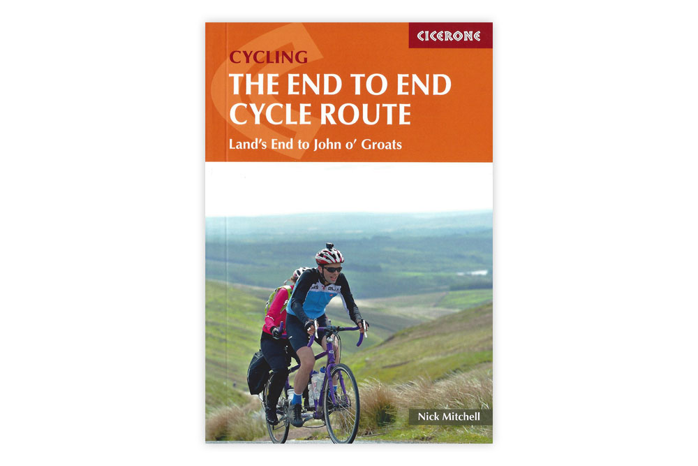 End to End Cycle Route by Nick Mitchell