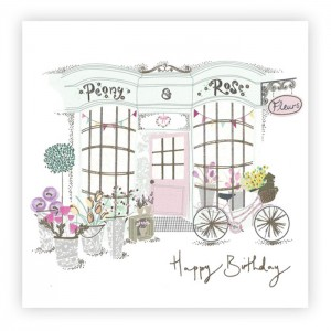 4. Flower Shop