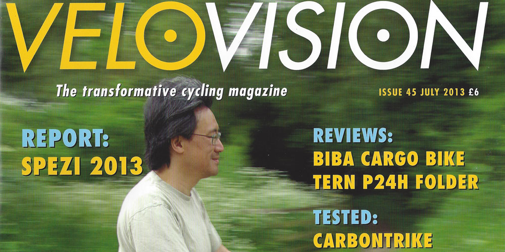 Velo Vision - T2 Single Wheel Bicycle Trailer Review