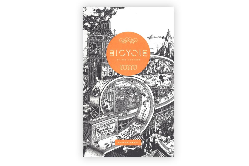 Bicycle Print Leporello – Ugo Gattoni