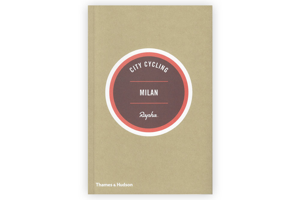Rapha City Cycling Milan Guide Book