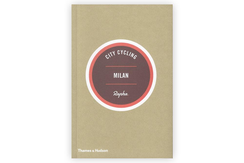 Rapha City Cycling Milan Guide Book