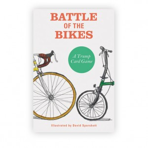 Battle of the Bikes - A Trump Card Game