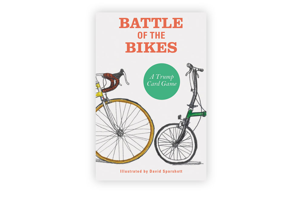 Battle of the Bikes – A Trump Card Game