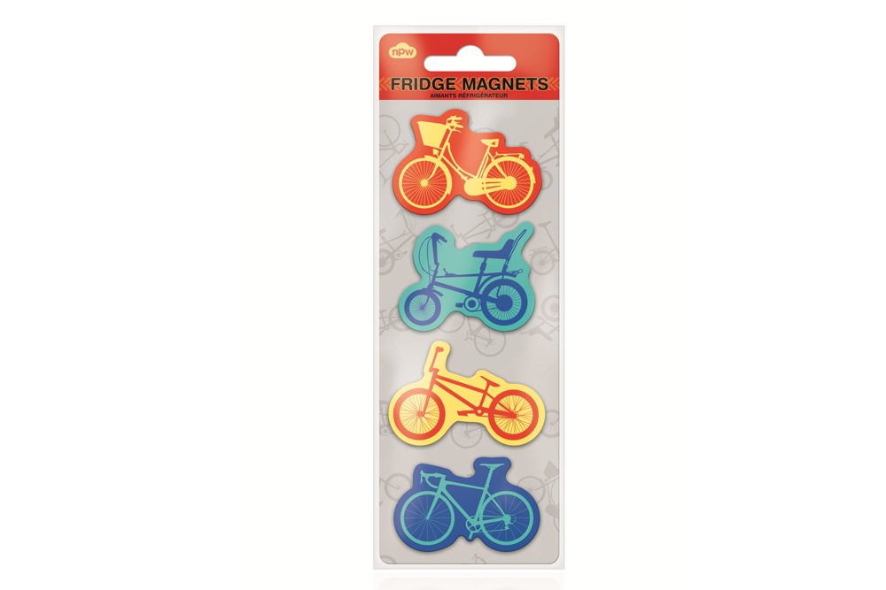 Bicycle Fridge Magnets