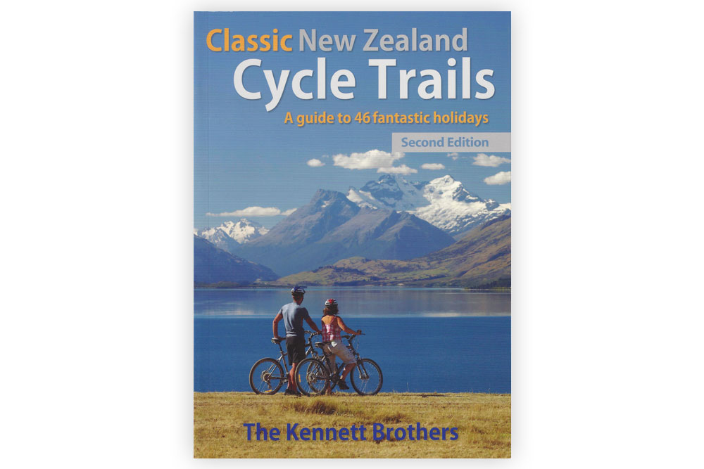 Classic New Zealand Cycle Trails – The Kennett Brothers