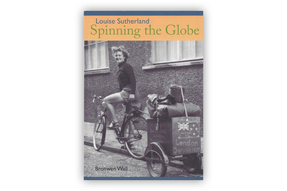 Louise Sutherland Spinning the Globe – Bronwen Wall