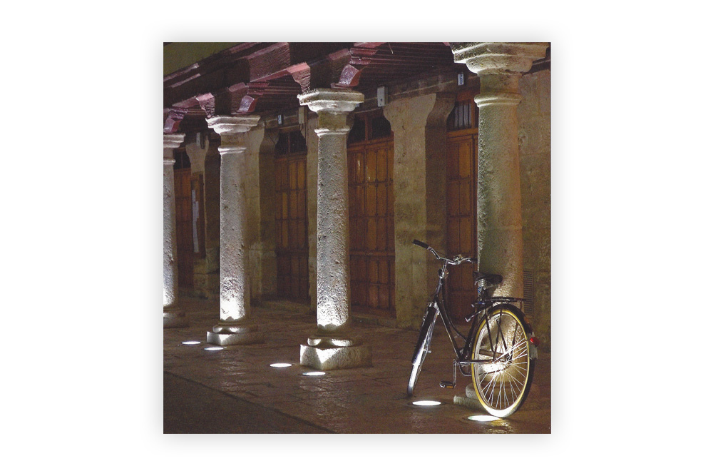 Cycle Serenity Bicycle Greeting Card