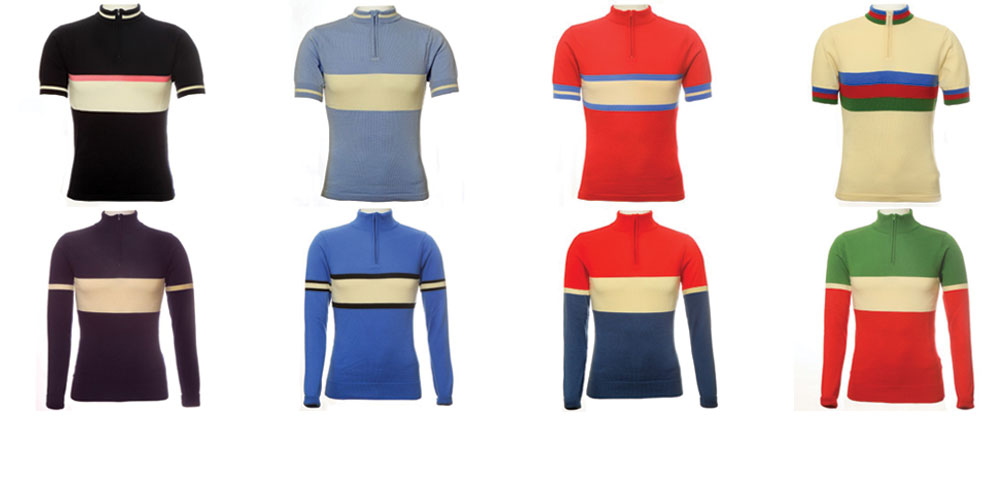 Jura Cycle Clothing - Merino Wool Jerseys