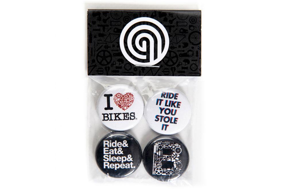 Bicycle Badges 2 – Anthony Oram