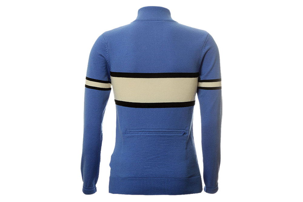 Vintage Cycling Jerseys Merino - Cashmere Sweater England