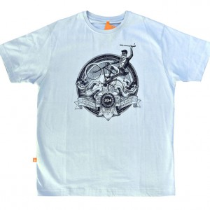 L'Eroica Somewhat Heroic Cycling T-Shirt