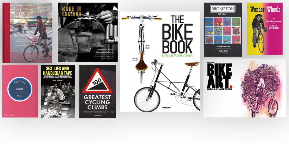 Books for Cyclists