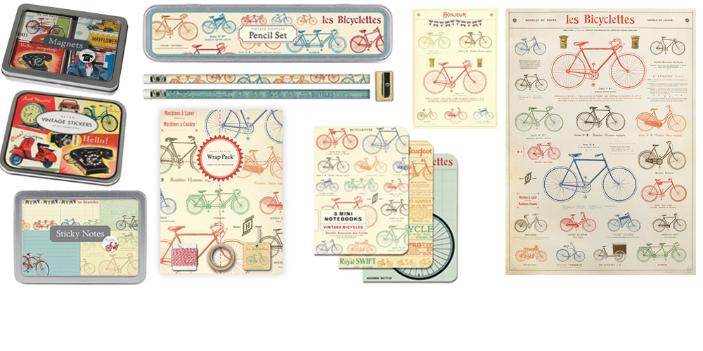 Beautiful Cavallini Stationery