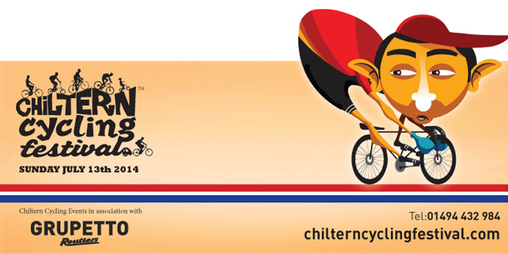 Chiltern Cycling Festival - Art of Cycling Exhibition