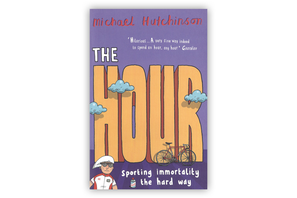 The Hour – Sporting Immortality the Hard Way – Michael Hutchinson
