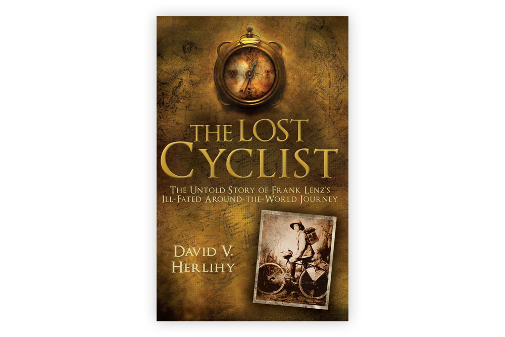 The Lost Cyclist - David V Herlihy