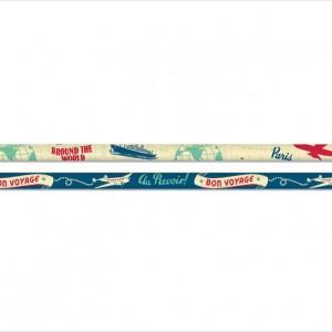 Vintage Travel Pencil Set