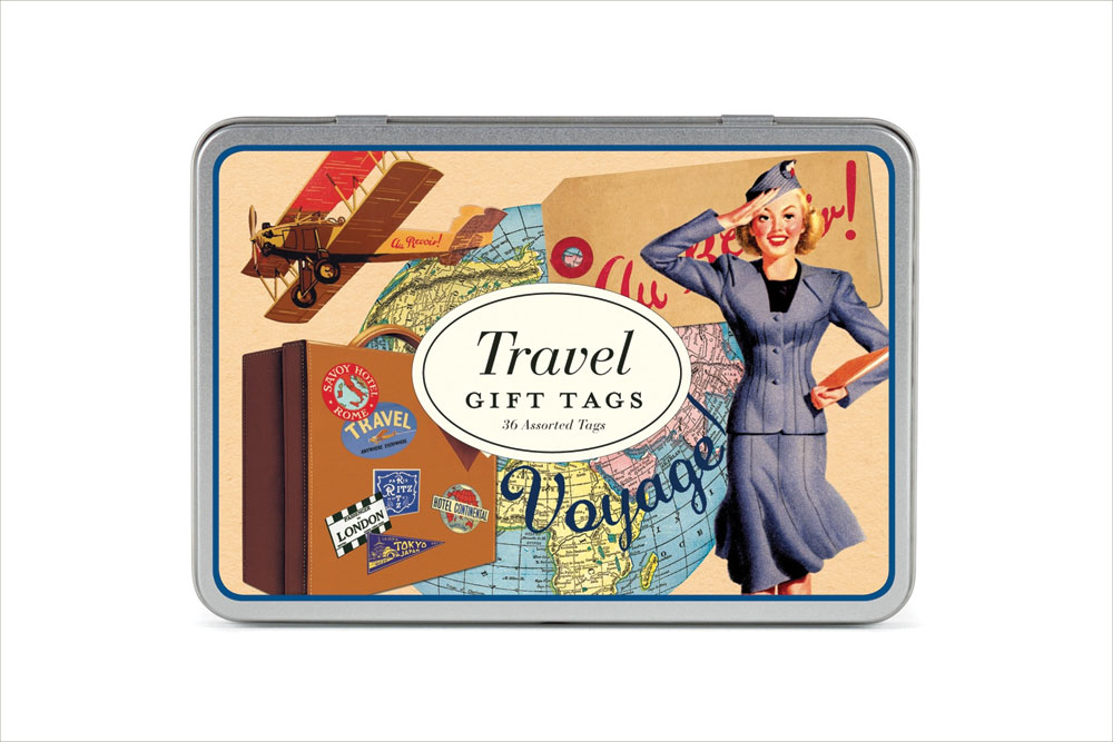 Travel Gift Tags