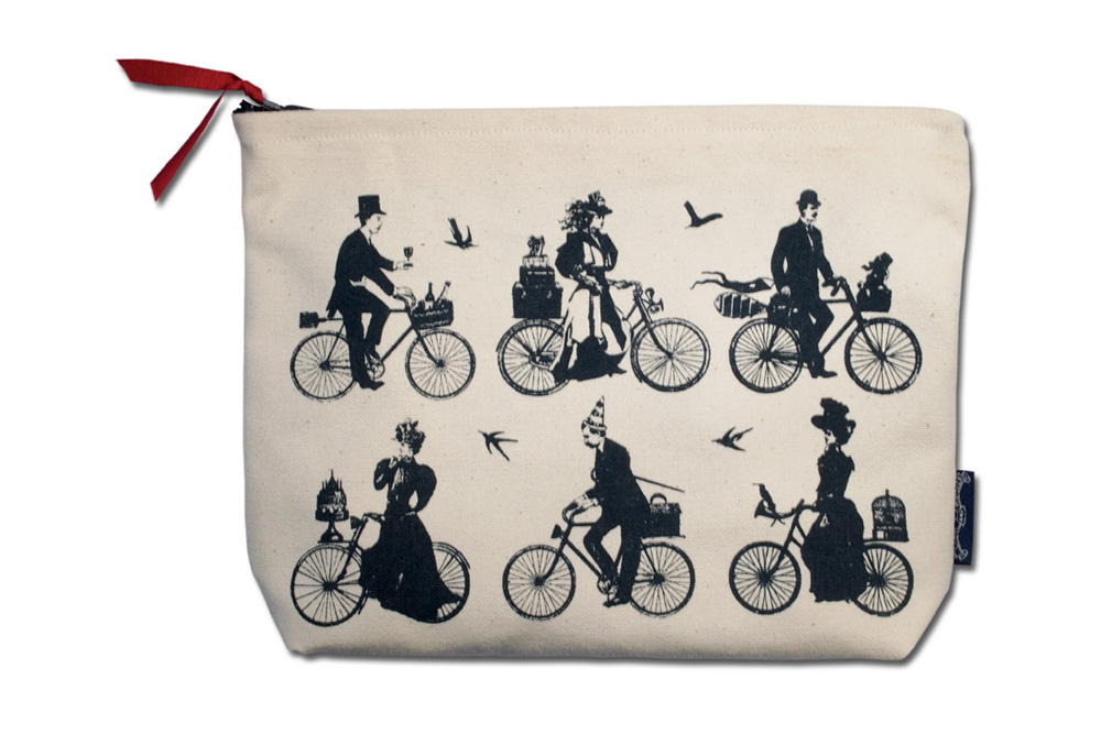 Chase and Wonder Multiple Bicycle Wash Bag