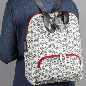 Nicky James Bicycle Backpack