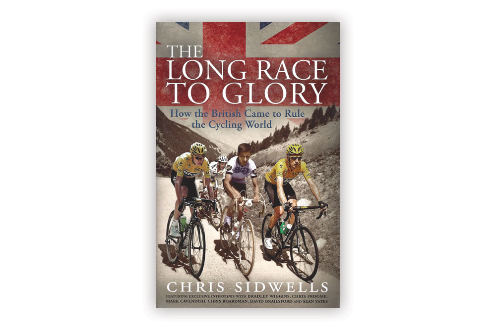 The Long Race to Glory – Chris Sidwells