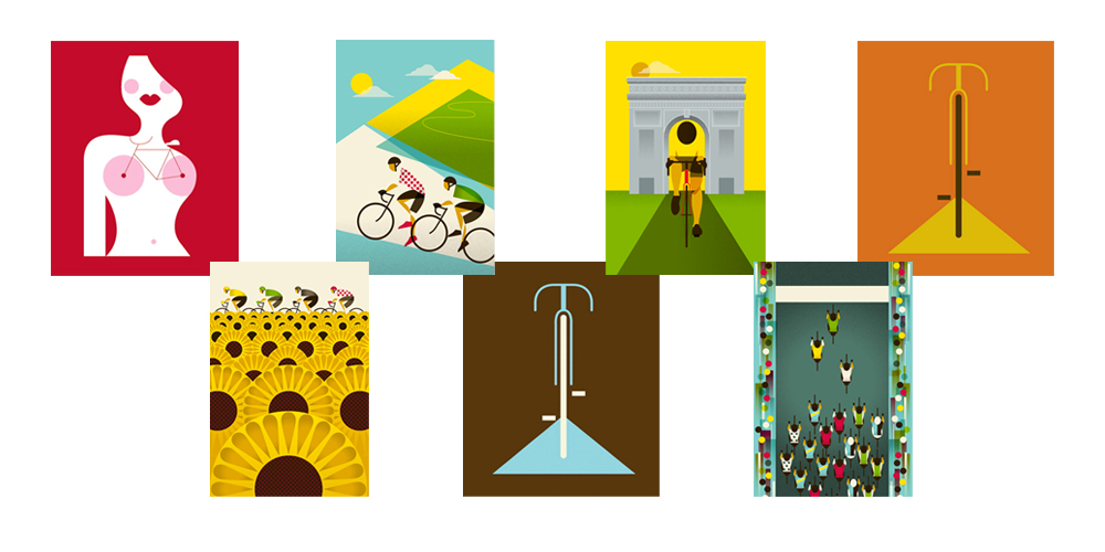 CycleMiles - Now stocking Eleanor Grosch Prints