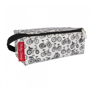Nicky James Bicycle Box Make-up Bag