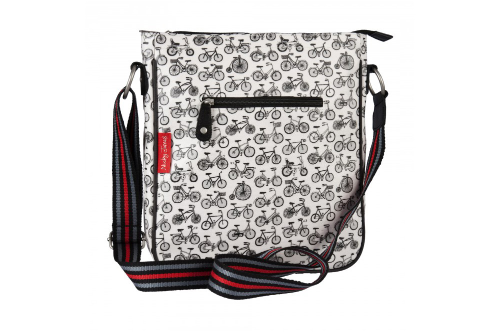Nicky James Bicycle Crossbody Bag