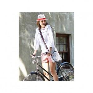 Nicky James Bicycle Crossbody Bag