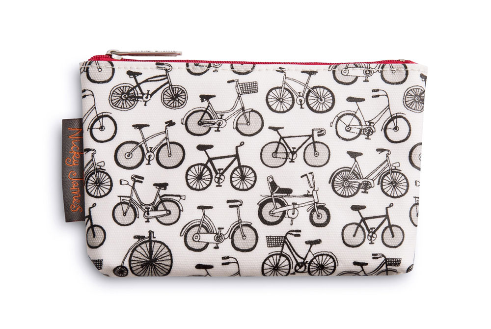 Nicky James Bicycle Purse
