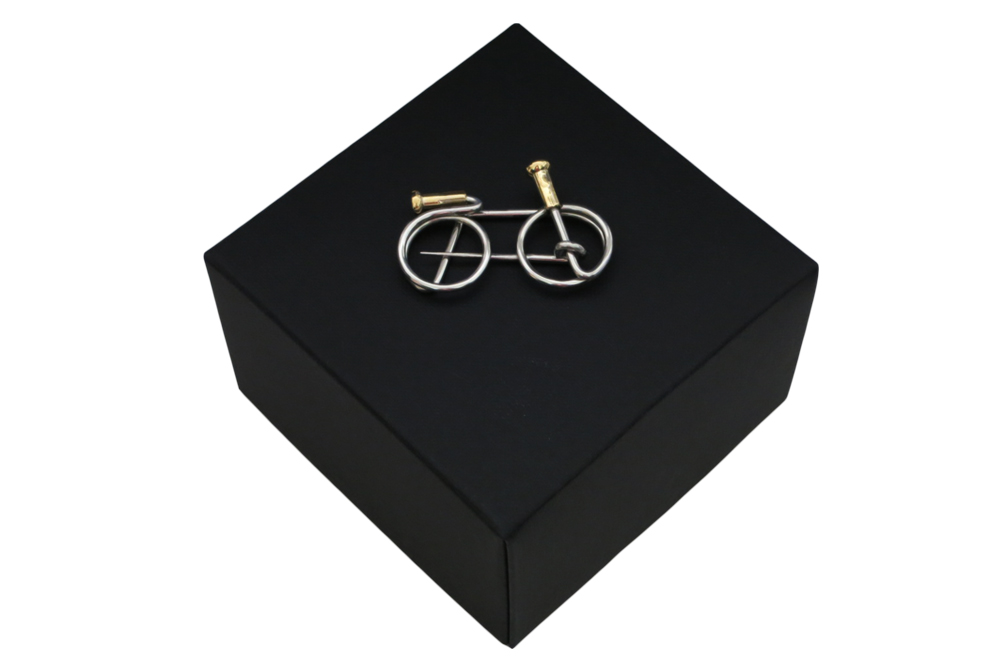 Respoke Bicycle Jewellery Bicycle Brooch