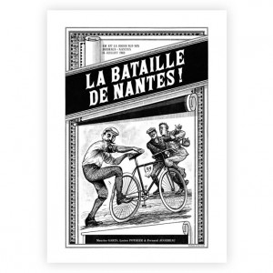 100 Revolutions – Tour de France Prints by Otto von Beach