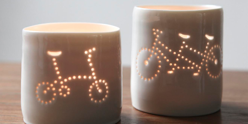 Brompton and Tandem Fans - Cutest Bicycle Tea Light Holders