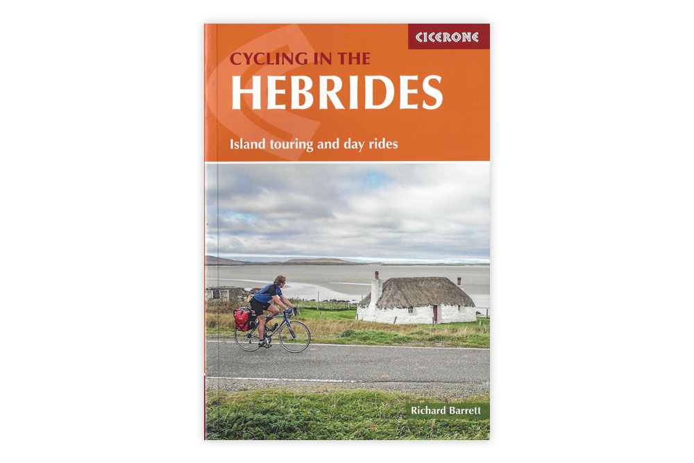 Cycling in the Hebrides – Richard Barrett