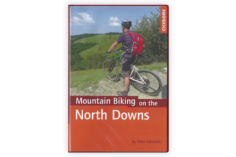 Mountain Biking on the North Downs – Peter Edwards