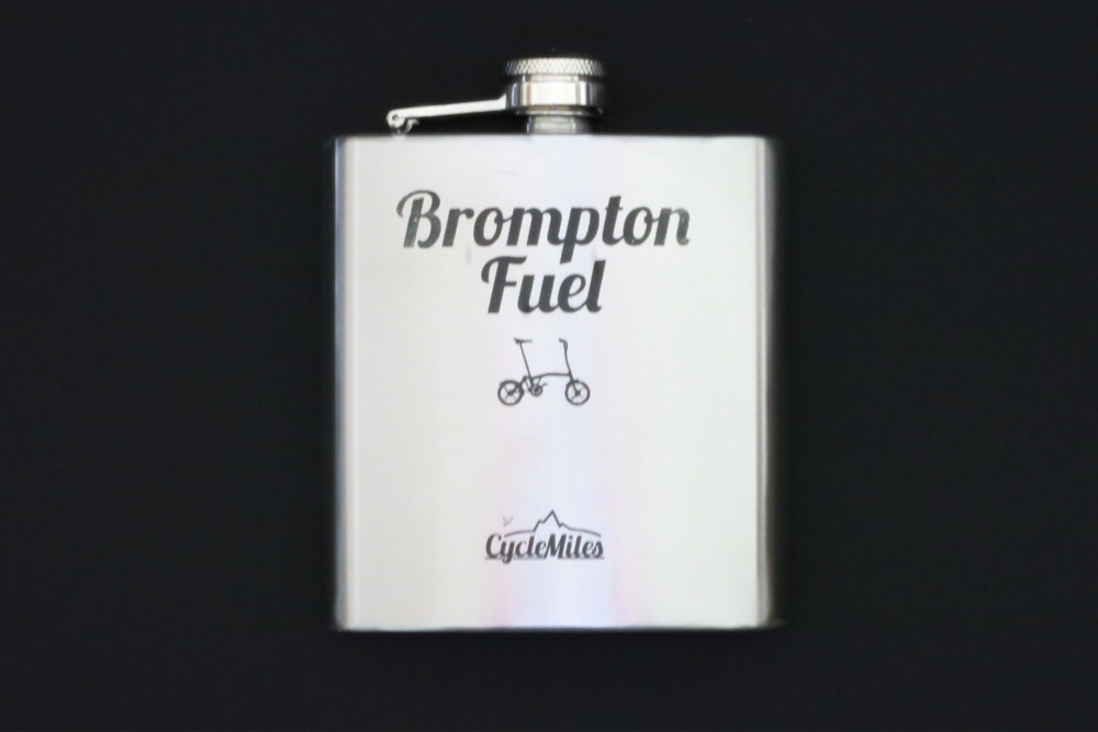 Bicycle Hip Flask – Brompton Fuel