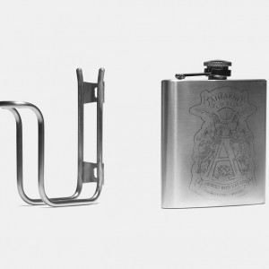Ahearne – Spaceman Bicycle Hip Flask Holster – Cage