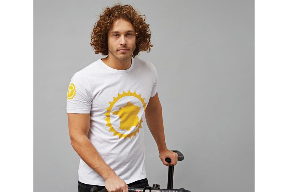 Grande Boucle Men's Cycling T-Shirt