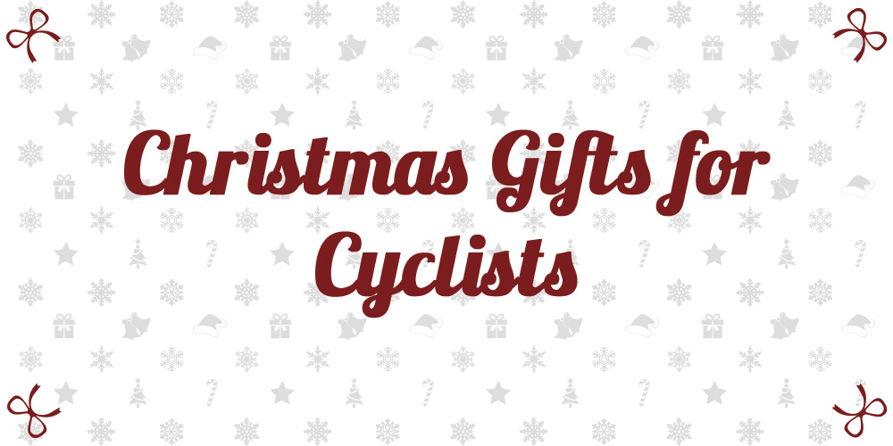 Christmas Gifts for Cyclists 2014