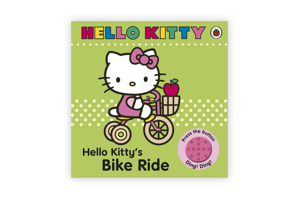Hello Kitty's Bike Ride – Single Sound Book